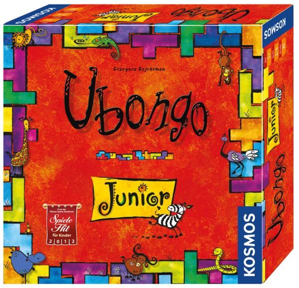 Grzegorz Rejchtman: Ubongo junior 4002051697396