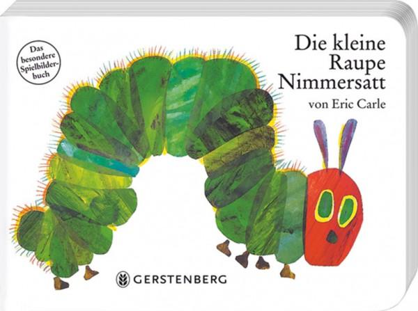 Die kleine Raupe Nimmersatt - Pappausgabe
