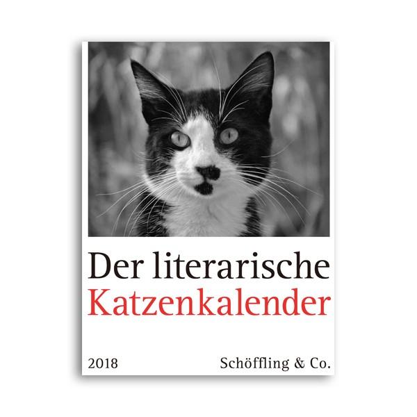 Literarischer Katzenkalender 2018
