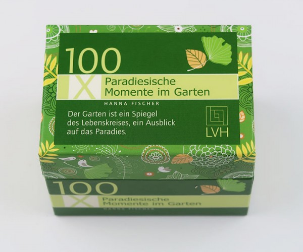 100x Paradiesische Momente im Garten