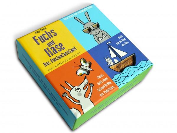 Fuchs und Hase. Das FlächenSuchSpiel