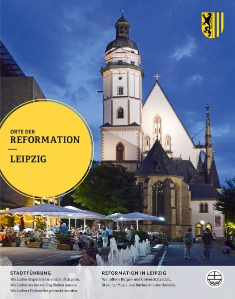 Leipzig, Orte der Reformation Bd. 15