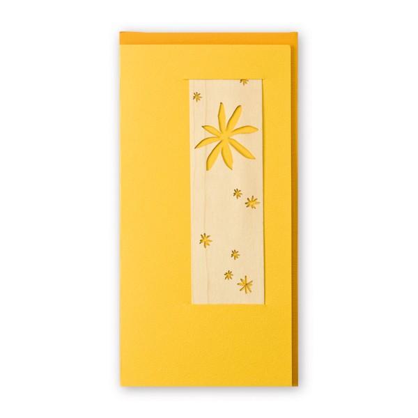 Geschenkkarten Frühling, Zweierset