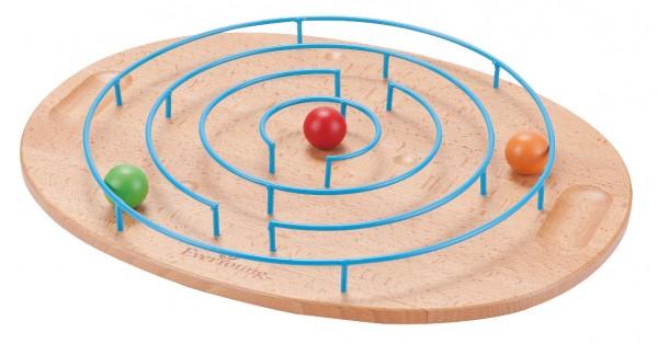 Kreisrundes Balance Spiel