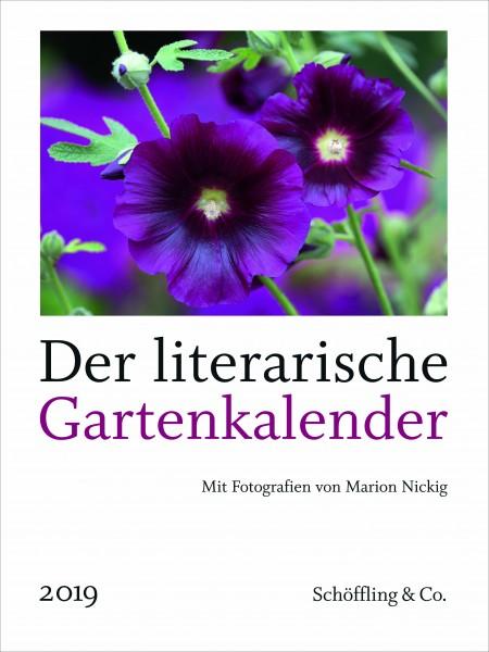 Der literarische Gartenkalender 2019