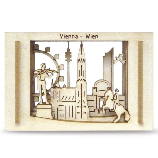 Mini-Wien in der Streichholzschachtel