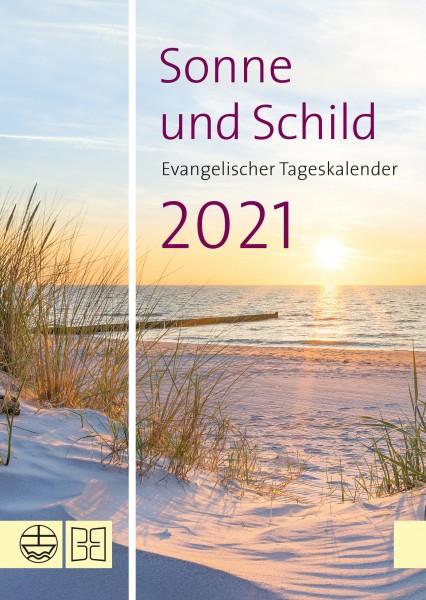 Sonne und Schild 2021 (Buchkalender)