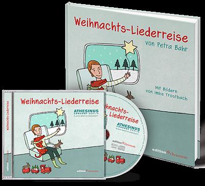 Weihnachts-Liederreise – Das Set (Buch & CD)